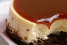 Cheesecake au caramel facile