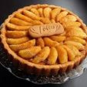 Gateau pommes ( speculoos)